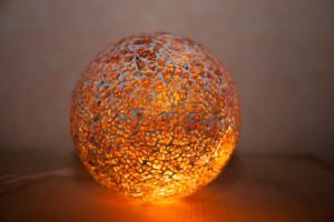 Lichtobjekte aus Papier